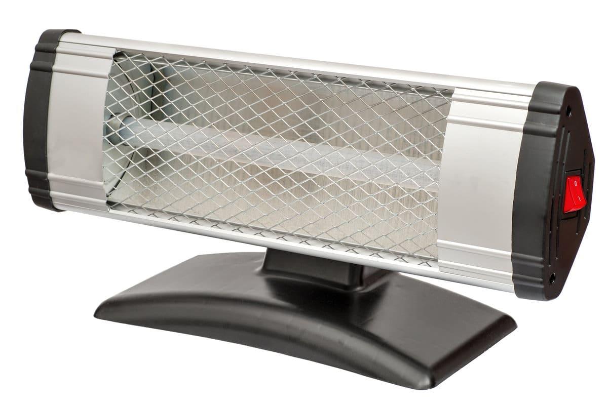 Sortes de chauffage de terrasse infrarouge