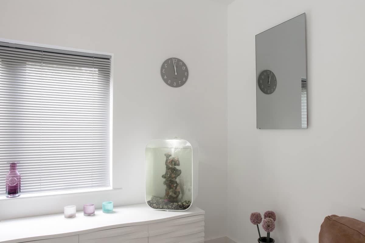 Chauffage infrarouge pour la salle de bain : Infos, Appareils et prix