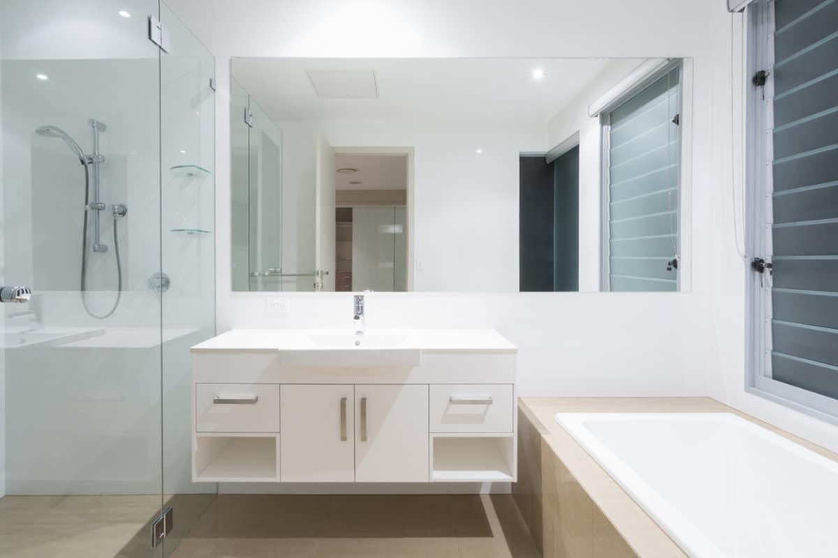 miroir chauffant infrarouge salle de bain