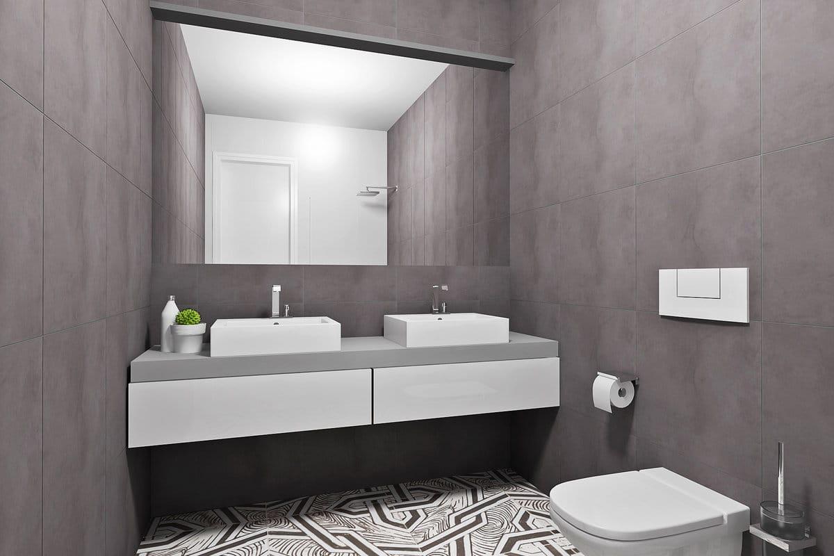 panneau infrarouge salle de bain